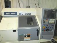 CNC draaibank MORI SEIKI CL-200 B