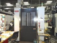 CNC Horizontal Machining Center MORI SEIKI NH 5000 DCG/40