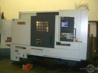 CNC 선반 MORI SEIKI NL-2500 SMC