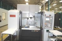 CNC Vertical Machining Center MORI SEIKI NVX-5100/40