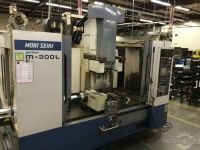 CNC Vertical Machining Center MORI SEIKI PARTNER M-300 L