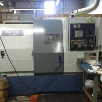 CNC-Drehmaschine MORI SEIKI ZL-200 SMC