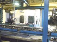 CNC οριζόντιο κέντρο κατεργασίας OKK HM-80 S