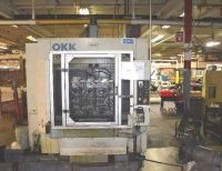 CNC Horizontal Machining Center OKK HM 40