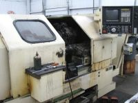 CNC τόρνο OKUMA LB-25