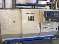 CNC数控车床 OKUMA LU-15/2SC