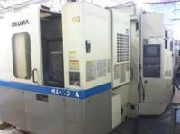 CNC Horizontal Machining Center OKUMA MA-40 HA