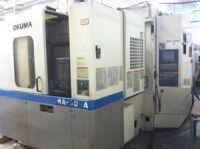 CNC οριζόντιο κέντρο κατεργασίας OKUMA MA-40 HA