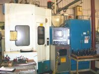 CNC Horizontal Machining Center TOYODA FH 55