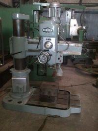Masina de gaurit radial MAS VR-2