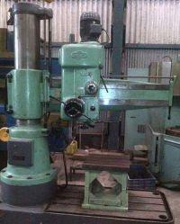 Radial Drilling Machine MAS VR-4