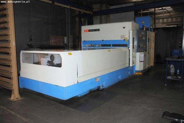 3D Laser MAZAK SPACEGEAR 510 MK II 2002