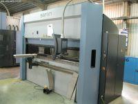 CNC frână servo presă Safan E-BRAKE E80-2550 TS1