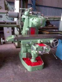 Universal Milling Machine G. VERNIER MODEL 3