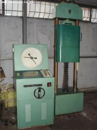 Testing Machine FRITZ HECKERT ZD 10/90 1980-Photo 2