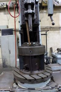 Vertikal slissing maskin WALDRICH WS 350 1990-Bilde 4