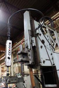 Vertikal slissing maskin WALDRICH WS 350 1990-Bilde 5