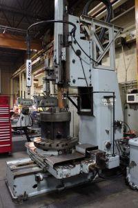 Vertikal slissing maskin WALDRICH WS 350 1990-Bilde 7