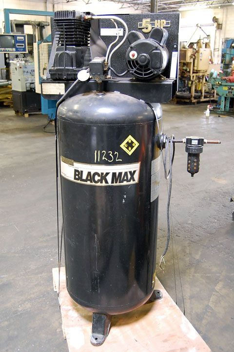 Piston Compressor SANBORN B 500 BPL 60 V 2004