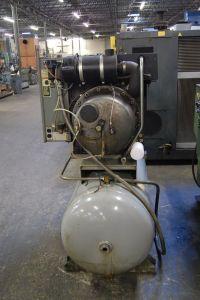Screw Compressor SULLAIR 8E-15 HH 230 V 1990-Photo 2