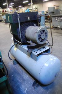 Screw Compressor SULLAIR 8E-15 HH 230 V 1990-Photo 3