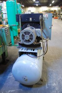 Screw Compressor SULLAIR 8E-15 HH 230 V 1990-Photo 4