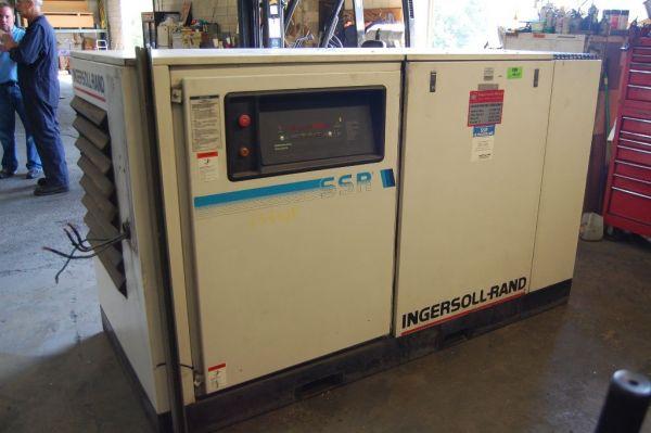 Screw Compressor INGERSOLL RAND SSR-XFE 50 1990