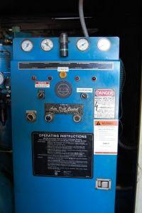 Screw Compressor QUINCY Q1500 1983-Photo 2
