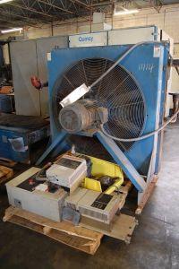 Screw Compressor QUINCY Q1500 1983-Photo 3