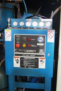 Screw Compressor QUINCY Q 1500 1992-Photo 4