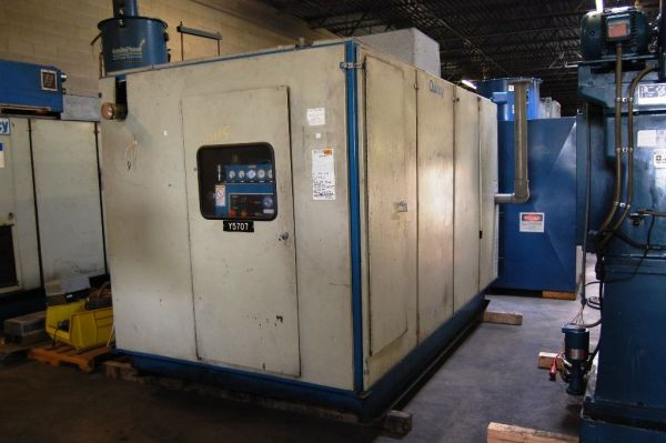 Screw Compressor QUINCY Q 1500 1992