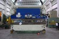 CNC Hydraulic Press Brake CINCINNATI 350 CBX 12 FT