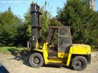 Wózek widłowy czołowy TCM FD 80 Z7 1989-Zdjęcie 2
