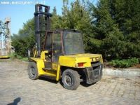 Wózek widłowy czołowy TCM FD 80 Z7