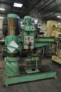 Radial Drilling Machine TMTC 1100
