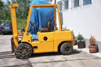 Front Forklift BALKANCAR DV 1792 3,5 T 1988-Photo 7