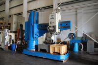 Radial Drilling Machine MAS VR 8A