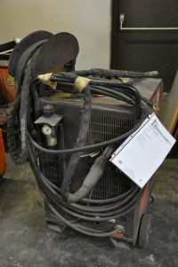 2D Plasma cutter HYPERTHERM MAX 80 1991-Photo 3