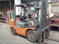 Wózek widłowy czołowy PROMAG HELI CPQD35