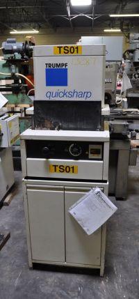 Szlifierka narzędziowa TRUMPF QUICKSHARP ITM