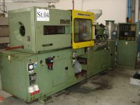 Plastics Injection Molding Machine Ponar-Żywiec FORMOPLAST 395/165 1993-Photo 2