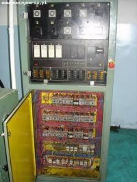 Plastics Injection Molding Machine Ponar-Żywiec FORMOPLAST 235/80 1991-Photo 6