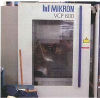 CNC Vertical Machining Center MIKRON FA-450 II