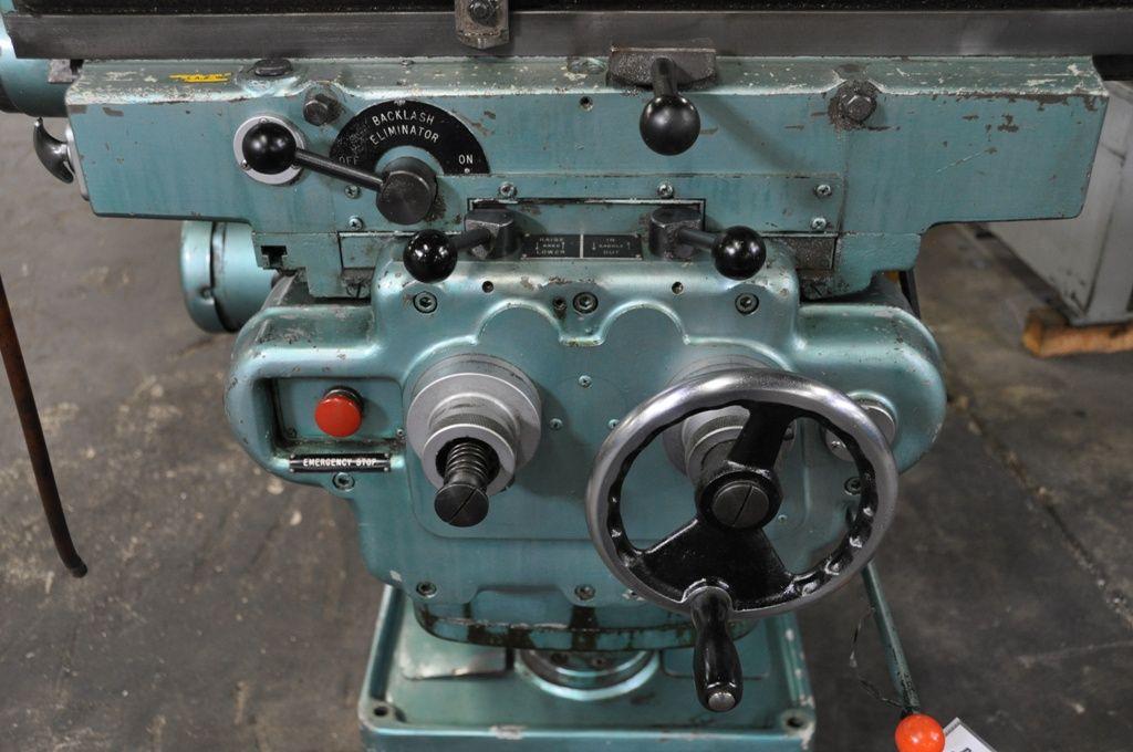 powermatic milling machine