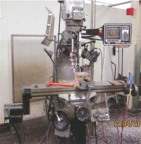 Vertical Milling Machine BRIDGEPORT SERIES I