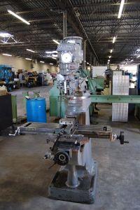 Vertical Milling Machine ALLIANT 42 VC