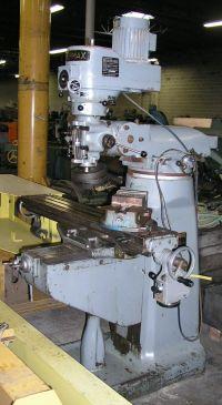 Vertical Milling Machine SUPERMAX YC-1-1/2-VS