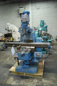 Vertical Milling Machine BRIDGEPORT SERIES II SPECIAL