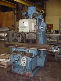 Vertical Milling Machine OKK MH-3V