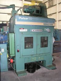 H Frame Hydraulic Press MINSTER PULSAR 30